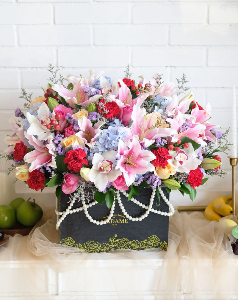 Ultimate Tropical Blossom Box