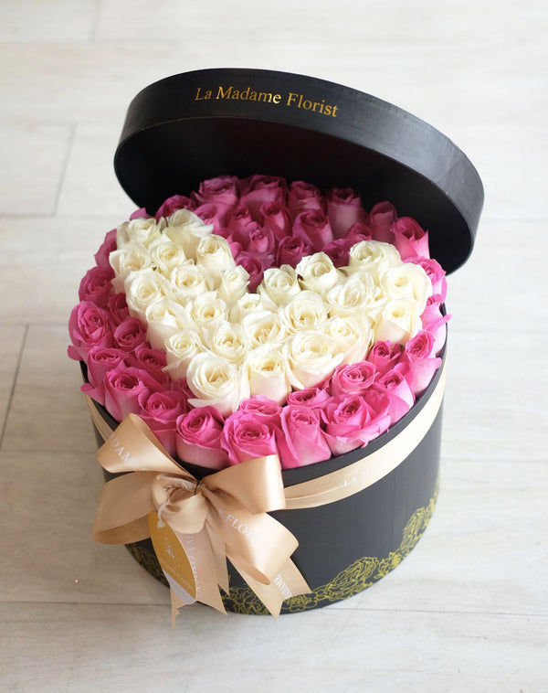 Pink Delight Blossom Box