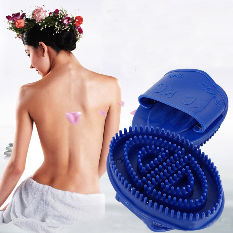 Body Massager Brush Manual Handle Brush Essential Oils Body Massage Relaxation Meridian Phisical Relaxation B119