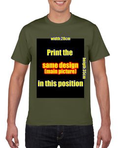 Funny Novelty T-Shirt Mens tee TShirt - Phisically I Am Here Mentally I Am Far A