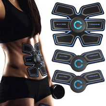 Load image into Gallery viewer, Electric Muscle Simulator Belt