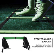 OBJ Fast Footwork Training Ladders