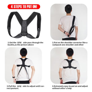 Perfect Posture Weight Training Support Brace