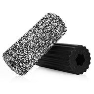 Hollow Ridged Design Foam Roller