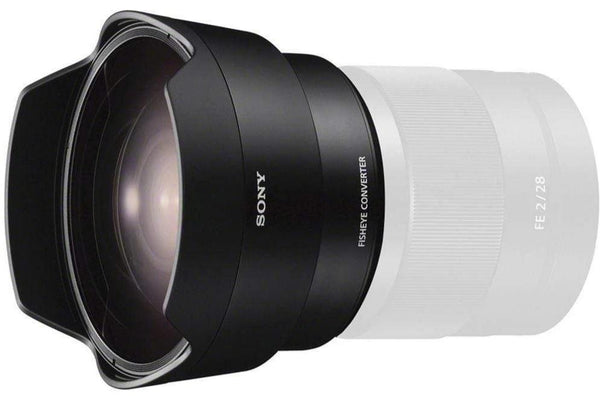 Sony 16mm Fisheye Conversion Lens