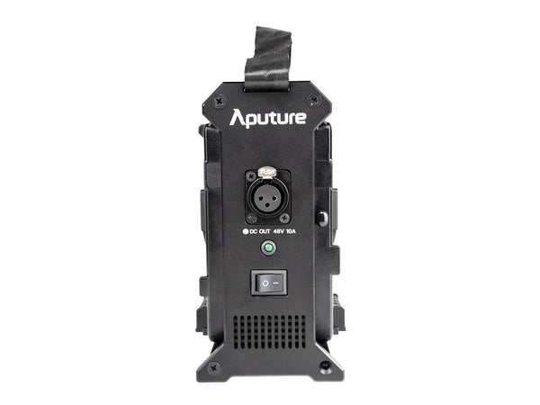 Aputure 2-Bay Battery Power Station