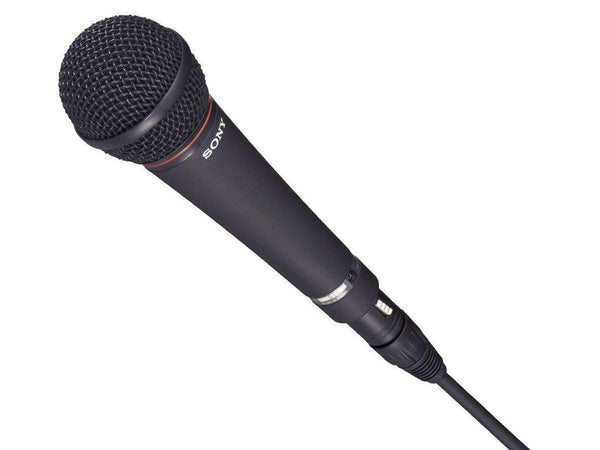Sony F-780 vocal dynamic microphone