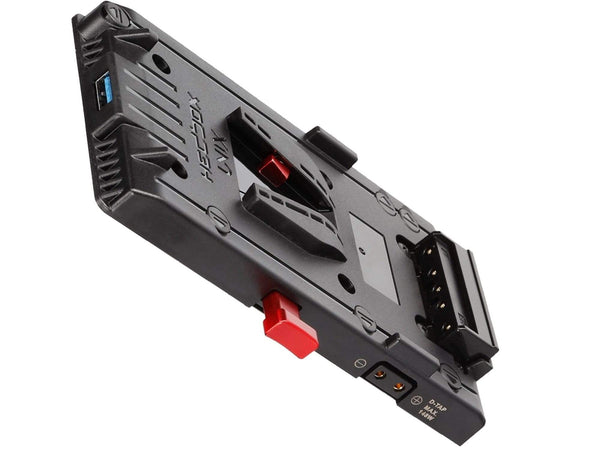HEDBOX UNIX-FW50 Power V-lock Plate for Sony Alpha