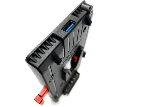 HEDBOX UNIX-SO Power V-lock Plate for Sony cameras