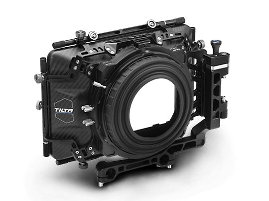 Tilta 4×5.65 Carbon Fiber Matte Box (Swing-away)