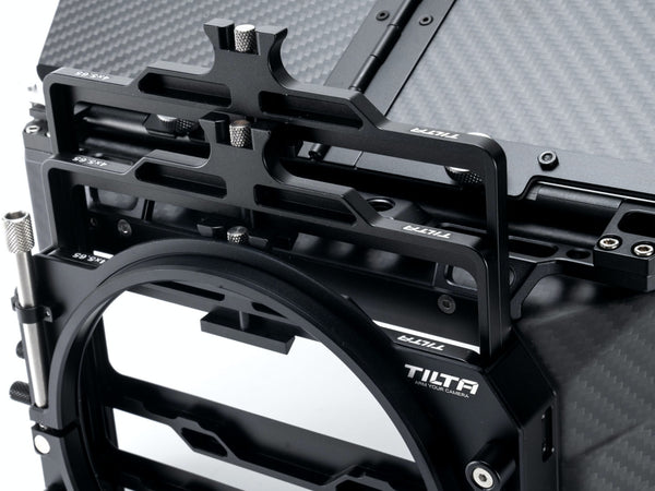 Tilta 4×5.65 Carbon Fiber Matte Box (Clamp-on) with Single Backing