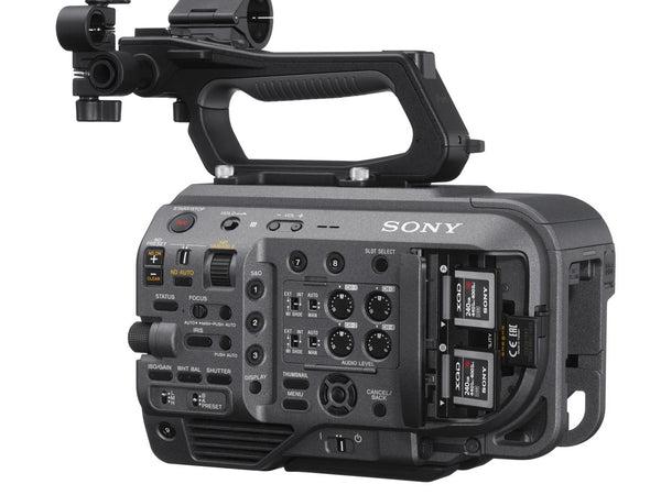 Sony PXW-FX9 6K Full-Frame Camera with 28-135mm Lens