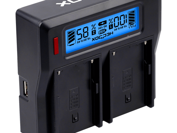 HEDBOX RP-DC50 Battery Charger