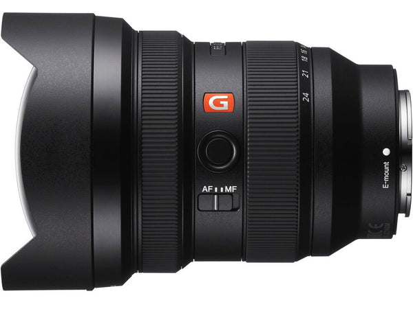 Sony FE 12–24 mm F2.8 GM Lens