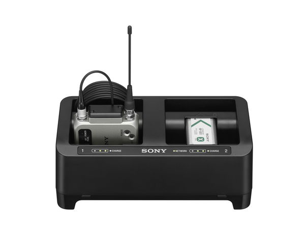 Dual charger for Sony DWT-B03R