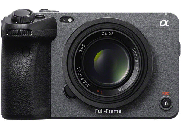 Sony FX3 Cinema Line Full-Frame Camera (Body)