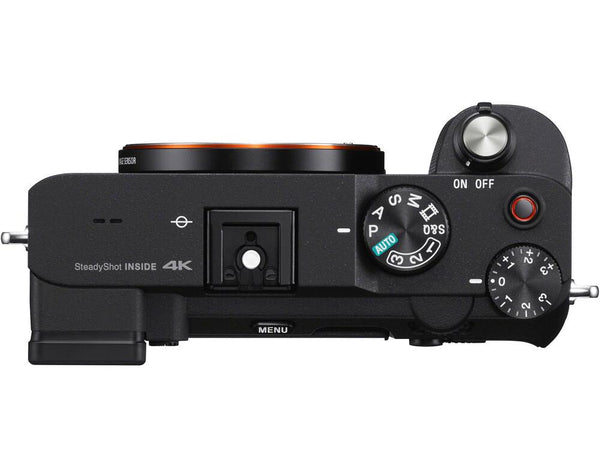 Sony Alpha a7C Mirrorless Digital Camera (Body Only- Black)