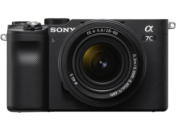 Sony Alpha a7C with 28-60mm Lens