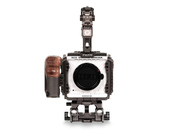 Tilta Camera Cage for RED Komodo front