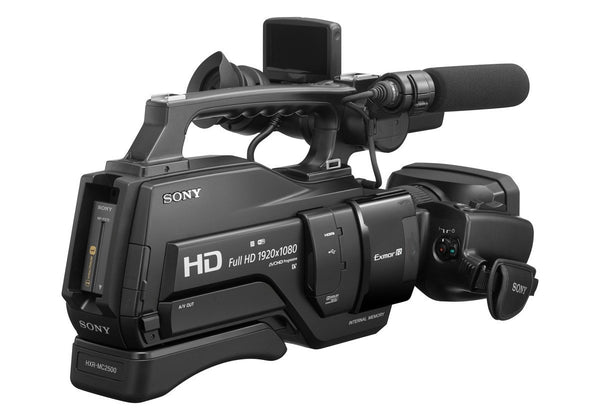 Sony HXR-MC2500 Professional Camera