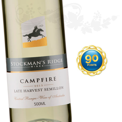 Campfire Late Harvest Semillon 2013