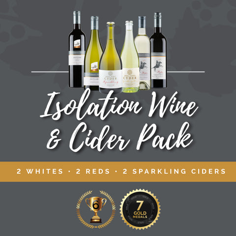Isolation Wine & Cider Pack