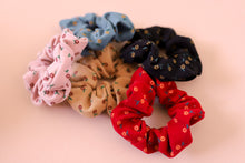Load image into Gallery viewer, THE BEACH BOY SCRUNCHIE ( 5 COLORS )