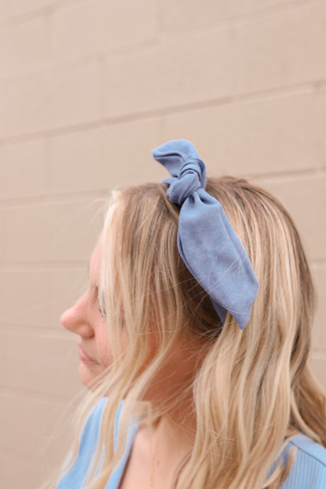 COWBOY LIKE ME HAIR SCARF