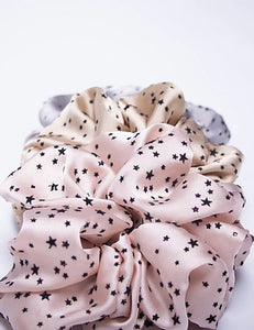 A STAR IS BORN OVER SIZED SCRUNCHIE (3 COLORS)