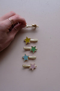 SMALL STAR CLIPS
