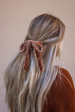 Load image into Gallery viewer, PUMPKIN PIE SCRUNCHIES (2 COLORS)