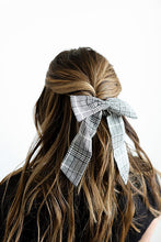 Load image into Gallery viewer, SWEAR WORDS SCRUNCHIE BOW