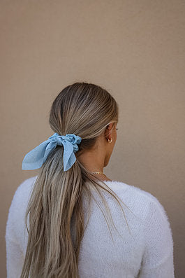 SIENNA SCRUNCHIES (5 COLORS)