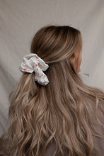 Load image into Gallery viewer, MY BUSINESS IS MY BABY OVER SIZED SCRUNCHIE