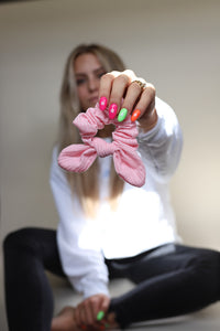 CANDY SCRUNCHIES (4 COLORS)