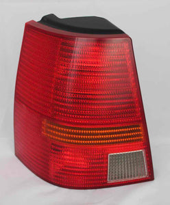 Amber Turn Tail Lights - MK4 Wagon