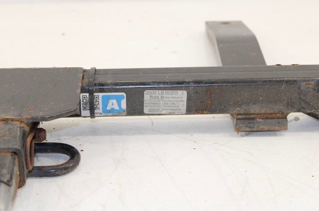 Trailer Hitch (US Model)- Volkswagen Jetta Sedan US