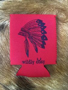Headdress Red