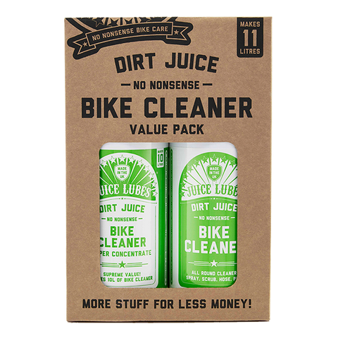 DIRT JUICE DOUBLE PACK – 2 X 1 1 LITRO + 1 LITRO