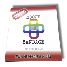 Load image into Gallery viewer, B1 Hangover Patch 10-Pack Rainbow