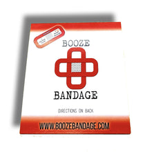Load image into Gallery viewer, B1 Hangover Patch 10-Pack Red