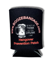 Load image into Gallery viewer, Booze Bandage Can Coozie