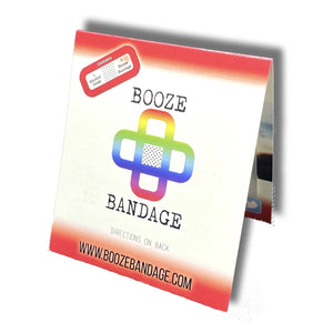 B1 Hangover Patch 50-Pack Rainbow
