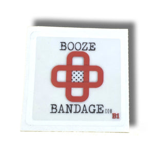 B1 Hangover Patch 50-Pack Red