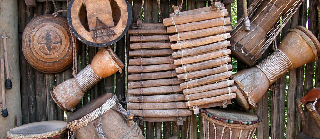 Celebrating musical diversity - Some of our favourite traditional instruments