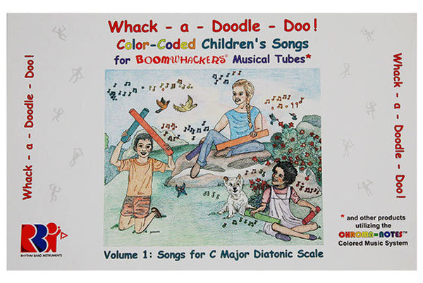 Whack-a-Doodle-Doo Books Combo