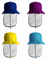 Kiddies Shield Hats