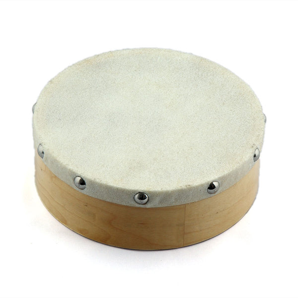 Small Wooden Hand Drum