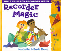 Recorder Magic Book 1