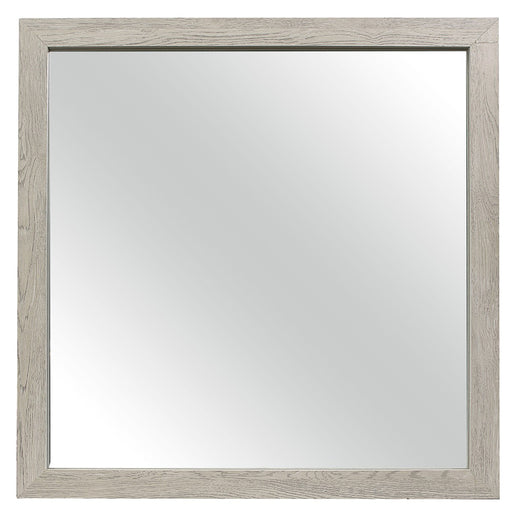 Homelegance Furniture Quinby Mirror in Light Brown 1525-6 image